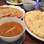 インド料理 パラタ