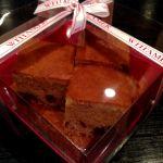 ヴィタメール 横浜高島屋店。栗のケーキ  シャテーニュ。