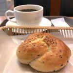 カスカード ゼスト御池店:ごまとチーズの塩バターパン