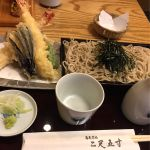 蕎麦前処 二尺五寸 羽田空港店 おそば食べに来た。ウマイ!