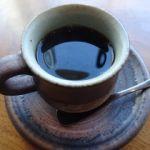 和食 えん 東京ドームシティミーツポート店   コーヒー   後楽園遊園地を見ながらゆっくりと一杯