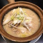 @ららぽーと豊洲  豚しょうが煮込み麺  1,000円以上でこれならもう来ないです😌