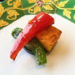 焼き野菜。@なだ万賓館 新宿店
