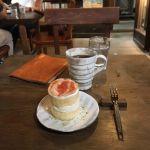 tronc。昭和のショートケーキ、#8ブレンド(中煎り)。#tronc #カフェ #cafe #流山