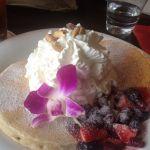 Lanai Hawaiian Natural Dishes ルミネ大宮店 ベリーの酸味が強いけど、豆乳クリームが軽いので、べろりといける。