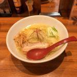 麺屋 翔 御徒町店 #ramen #ラーメン 香彩鶏だし塩らーめん 900円