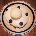 クリームチーズ&ブルーベリーパンケーキ アイストッピング