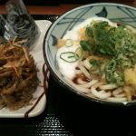 釜揚げ讃岐うどん 丸亀製麺 津山店