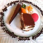 銀座のブオーノブオーノ。友達がサプライズでお祝いしてくれた~ありがとう(^^) 特別デザート美味! - Buono Buono