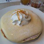 Moke's Bread&Breakfastリリコイパンケーキ