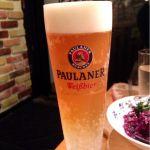 バイエルン グリル  渋谷店『ビール+スプライト』