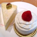 銀座コージーコーナー 飯田橋ラムラ店 ランチ食べ放題。ケーキの食べ放題は食べれません。無理です。