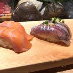 魚がし日本一 とれたて立喰い寿司 京橋エドグラン店