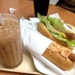 イオンモール倉敷 フードコート2階 ドトールコーヒー