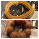ミスタードーナッツ   ドーナッツ   今月のソフトバンクサービスは250円分ですが、ここに来たからにはドーナッツを食べないと・・
