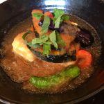 豆腐と野菜の煮おろし定食。@大かまど飯 寅福