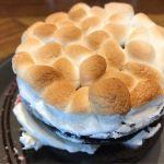j.s. pancake cafe マークイズみなとみらい店期間限定 スモアチョコレートパンケーキ