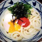 釜揚げ讃岐うどん 丸亀製麺 ニッケコルトンプラザ店