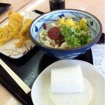 釜揚げ讃岐うどん 丸亀製麺 コーナン中百舌鳥店