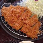 とんかつ和幸 ノースポートモール港北センター北店ロースカツ定食(^^)