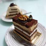 ミッシェル・ショーダン 銀座松坂屋店のチョコレートケーキ!