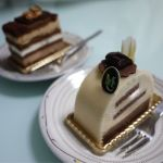 ミッシェル・ショーダン 銀座松坂屋店の手前のケーキ、名前がわからないー。公式サイトが消滅してるー。