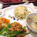 中国大明火鍋城 木の葉キッチンのお子様セット…