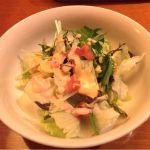 ローストチキンハウス 丸の内店 サラダ