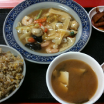 名華園料理店