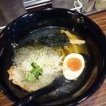 麺食い 慎太郎 #ramen 塩860円 3年ぶりに来た