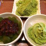 まいうー→→→京甘味 文の助茶屋 大丸神戸店