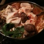 韓国家庭料理と鍋 韓屋
