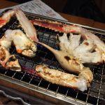昨日新橋の蟹地獄行ってきた〜!蟹色々あって美味しかった!飲み放題も30分300円とお得。何回か競りが始まるんだけど、蟹いっぱい食べたいなら競って勝ち取ったほうがいいかもー!