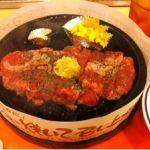 ふと、お肉が食いたくなったので…ペッパーランチ オリナス錦糸町店