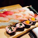 築地玉寿司❗️食べ放題なかなかいけるよ✨ネタが新鮮で美味い♥️✨