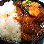 野菜を食べるカレー camp express エキュート品川サウス店