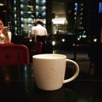 スターバックスコーヒー 東京スカイツリー・ソラマチ西1階店。トールラテ。#カフェ #cafe #スターバックス #東京スカイツリー #押上 #墨田区