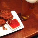 オニオンバジル&ビール。インド料理 SITAARA DINER