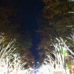 表参道イルミネーション2015