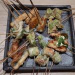 海鮮串天ぷら 中野屋 東中野店