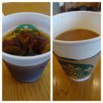 スターバックス・コーヒー 酒々井パーキングエリア(下り線)店   コーヒーと紅茶(720円)   今日は試飲と試食はありませんでした