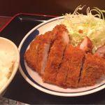 鶏豚定食@ぎおん亭 交通センター店。