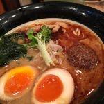 麺屋 楼蘭 焦がし味噌ラーメン ンマンマ♪ ^o^/