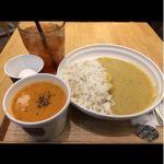 Soup Stock Tokyo Dila三鷹店  カレーとスープのセット
