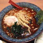 池袋屯ちん SUNAMO店 #ramen 魚豚ラーメン710円。ライス無料。