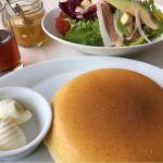 カフェナチュレプレミアムパンケーキセット
