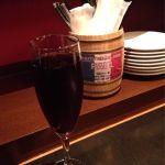 カレーとワインのポール