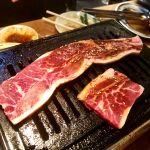 中洲焼肉屋台