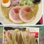 三麺流 武者麺