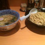 六厘舎 TOKYO #ramen 朝つけ麺¥630最早東京駅に来ると定番のように寄る店。